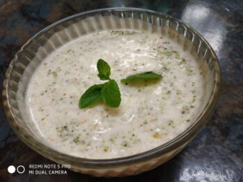 Cucumber Raita - Plattershare - Recipes, Food Stories And Food Enthusiasts