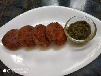 Rajma Tikki - Plattershare - Recipes, Food Stories And Food Enthusiasts