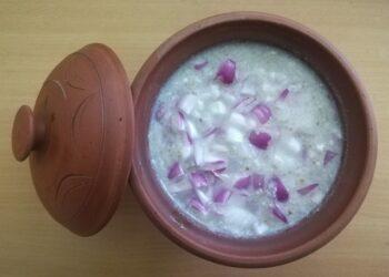 Kambu Curd Rice – How To Make Kambu Curd Rice , Kambu Thayir Sadam - Plattershare - Recipes, Food Stories And Food Enthusiasts