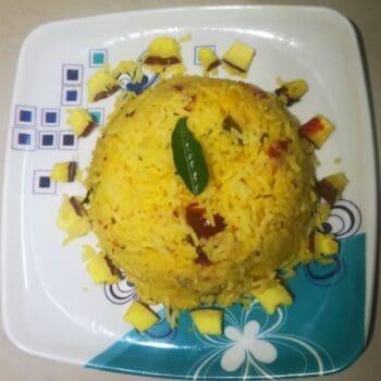 Kongu Style Avara Paruppu Sadam – Arisi Paruppu Sadam - Plattershare - Recipes, Food Stories And Food Enthusiasts