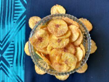 Banana Chips Recipe | Homemade Kerala Banana Chips | Raw Banana Wafers - Plattershare - Recipes, Food Stories And Food Enthusiasts