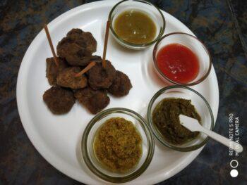 Pickup Steamed Rajma Badi - Plattershare - Recipes, Food Stories And Food Enthusiasts