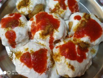 Simple Aloo Tikki - Plattershare - Recipes, Food Stories And Food Enthusiasts