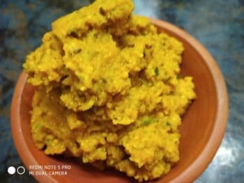 Drumstick Paste - Plattershare - Recipes, Food Stories And Food Enthusiasts