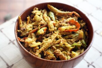 Banana Flower Pickle - Home Recipe - Plattershare - Recipes, Food Stories And Food Enthusiasts
