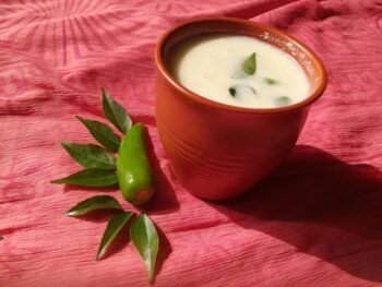 Masala Butter Milk   How To Make Masala Butter Milk   Masala Chaas Recipe - Plattershare - Recipes, Food Stories And Food Enthusiasts