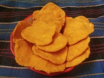 Thattai Vadai Recipe – How To Make Thattai Murukku – Thattu Vadai, Nippetu - Plattershare - Recipes, Food Stories And Food Enthusiasts