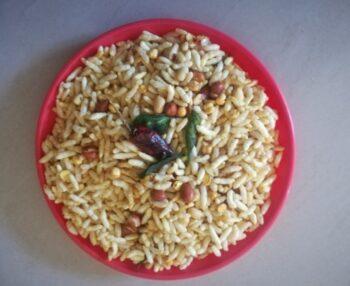 Kara Pori Recipe, How To Make Kara Pori Recipe, Masala Pori Recipe - Plattershare - Recipes, Food Stories And Food Enthusiasts