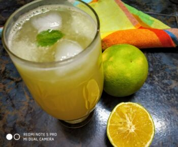 Sweet Lime Juice - Plattershare - Recipes, Food Stories And Food Enthusiasts