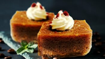 Yummy Dessert Brown Pudding Recipe || Glizbi Recipe In 2 Minutes - Plattershare - Recipes, Food Stories And Food Enthusiasts