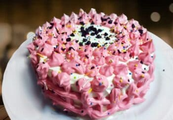 Quick &Amp; Easy Birthday Cake Recipe || Homemade Yummy Birthday Cake - Plattershare - Recipes, Food Stories And Food Enthusiasts