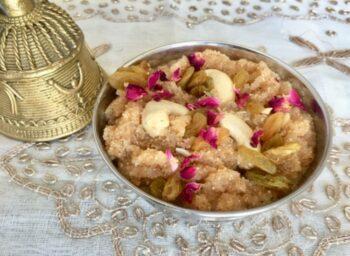 Chana Dal Halwa - Plattershare - Recipes, Food Stories And Food Enthusiasts