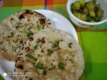 Tandoori Kulcha - Plattershare - Recipes, Food Stories And Food Enthusiasts