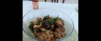 Mutton Nalli Chettinad Fry - Plattershare - Recipes, Food Stories And Food Enthusiasts
