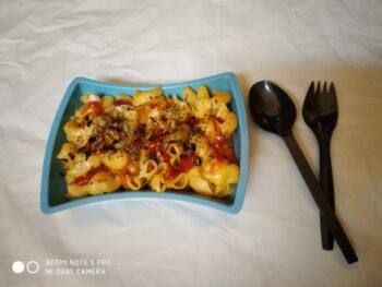 Veg Macaroni - Plattershare - Recipes, Food Stories And Food Enthusiasts