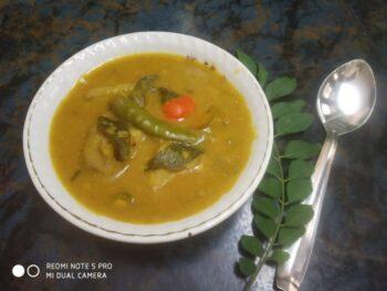 Millet Vada Sambhar - Plattershare - Recipes, Food Stories And Food Enthusiasts