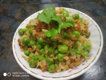 Healthy Green Peas - Plattershare - Recipes, Food Stories And Food Enthusiasts