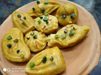 Sandesh Made By Seeds - Plattershare - Recipes, Food Stories And Food Enthusiasts