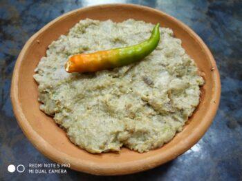 Vegetable Skins Paturi - Plattershare - Recipes, Food Stories And Food Enthusiasts