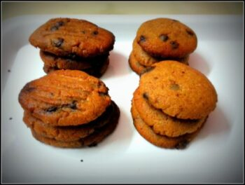 Choco Cookies With Coconut Sugar - Plattershare - Recipes, Food Stories And Food Enthusiasts
