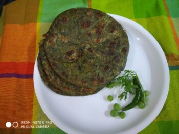 Millet And Veggies Mixed Paratha - Plattershare - Recipes, Food Stories And Food Enthusiasts