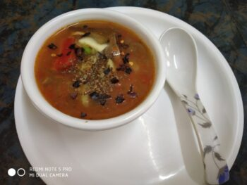 Millet Soup - Plattershare - Recipes, Food Stories And Food Enthusiasts