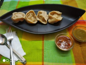 Millet Momos - Plattershare - Recipes, Food Stories And Food Enthusiasts