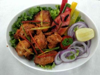 Spicy Chicken Tikka - Plattershare - Recipes, Food Stories And Food Enthusiasts