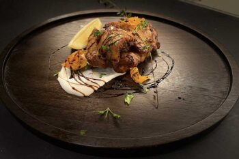 Balsamic Marinated Chicken Nubs By Chef Ashish - Plattershare - Recipes, Food Stories And Food Enthusiasts