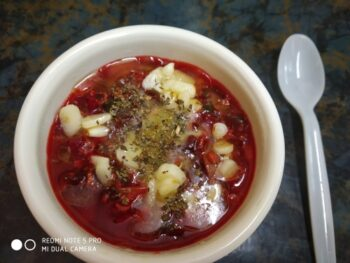 Veg Oat Soup - Plattershare - Recipes, Food Stories And Food Enthusiasts