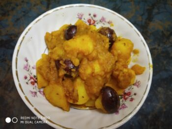 Cranberry Potato - Plattershare - Recipes, Food Stories And Food Enthusiasts