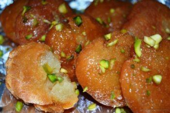 Badhusha - Plattershare - Recipes, Food Stories And Food Enthusiasts