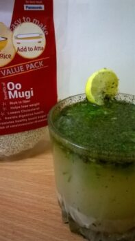 Oo Mugi Sattu Ka Namkeen Sharbat[ Salted Spicy Barley Drink] - Plattershare - Recipes, Food Stories And Food Enthusiasts