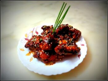 Sweet &Amp; Spicy Chicken Wings - Plattershare - Recipes, Food Stories And Food Enthusiasts