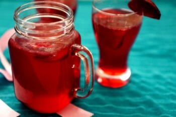 Beetroot Lemonade - Plattershare - Recipes, Food Stories And Food Enthusiasts