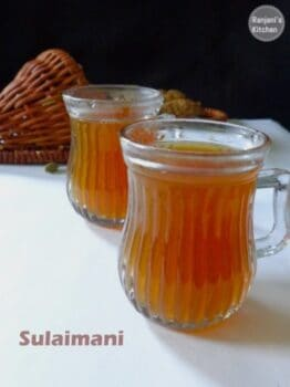 Sulaimani Chai - Plattershare - Recipes, Food Stories And Food Enthusiasts