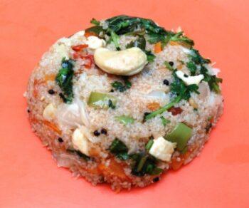 Wheat Rava Karabath - Plattershare - Recipes, Food Stories And Food Enthusiasts