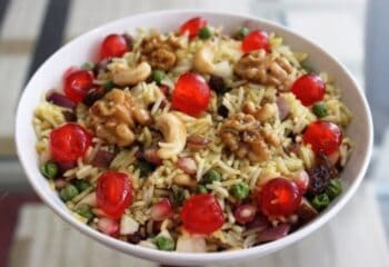 Himachali Pulao - Plattershare - Recipes, Food Stories And Food Enthusiasts