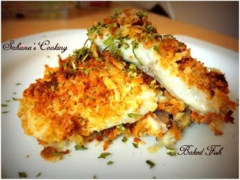 Baked Fish - Plattershare - Recipes, Food Stories And Food Enthusiasts