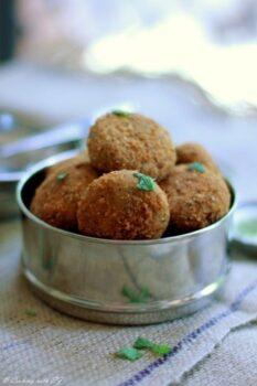 Dukkah-Spiced Veggie Patties - Plattershare - Recipes, Food Stories And Food Enthusiasts