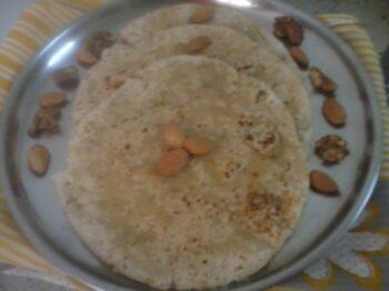Rawa Sheera Poli - Plattershare - Recipes, Food Stories And Food Enthusiasts