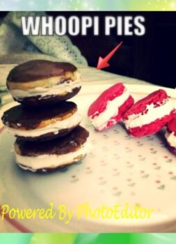 Whoopie Pies - Plattershare - Recipes, Food Stories And Food Enthusiasts