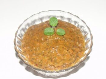Tomato Mint Chutney... - Plattershare - Recipes, Food Stories And Food Enthusiasts