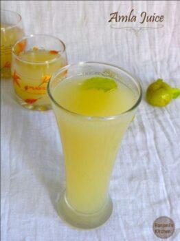 Amla Juice - Plattershare - Recipes, Food Stories And Food Enthusiasts