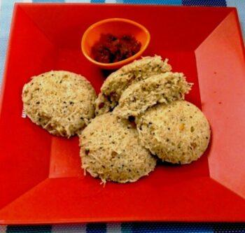 Wheat Rava And Vermicelli Idli - Plattershare - Recipes, Food Stories And Food Enthusiasts