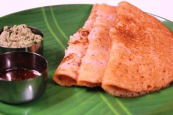 Watermelon Rind Dosa - Plattershare - Recipes, Food Stories And Food Enthusiasts