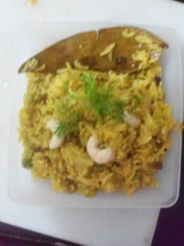 Shahi Pulav - Plattershare - Recipes, Food Stories And Food Enthusiasts