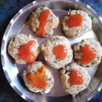 Arvi Tikki - Plattershare - Recipes, Food Stories And Food Enthusiasts