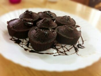 Chocolava Cake - Plattershare - Recipes, Food Stories And Food Enthusiasts