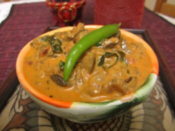 Homestyle Eggplant Curry - Kerala Style - Plattershare - Recipes, Food Stories And Food Enthusiasts